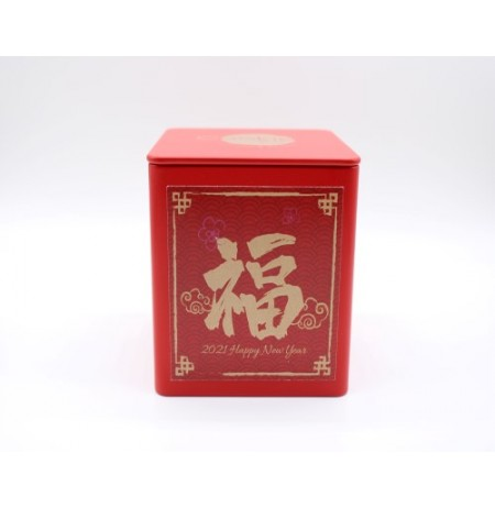 CNY Fortune Red Tin- 100g