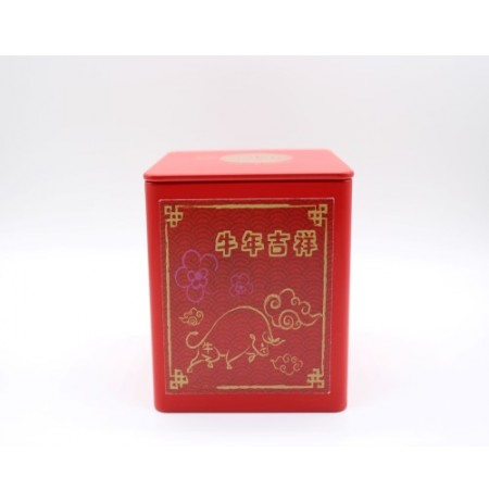 CNY Happiness Red Tin- 100g